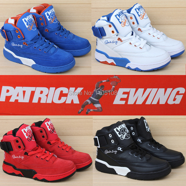 f5b3fb11dd7 New arrival Classic Men Ewing Athletic Shoes Patrick Retro 33 Hi Basketball  Shoes Gd Bigbang sneakers Original Box Size 8-11