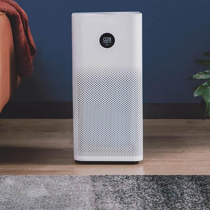 Xiao mi mi purificateur d'air 2 S mi JIA formaldéhyde Cleanner automatique maison désodorisant détecteur mi JIA APP télécommande PM2.5 affichage-in Purificateurs d'air from Appareils ménagers    3