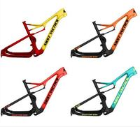 full suspension frame 29er bikes Carbon Mtb Frame XC BOOST 148x12mm mountain bike frame 27.5 carbon 650B mtb frame free shipping