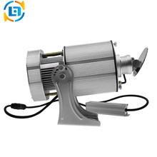 Nieuwe Collectie Silver Reclame 80 w Projector Licht Indoor Lineaire Scanning Licht 220 v Warm Wit 10000lm 80 w LED gobo Projector(China)