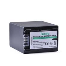 Tectra NP-FV100 NP FV100 1PC Li-ion Camera Battery  for Sony DCR-SR15 SR21 SR68 SR88 SX15 SX21 SX44 SX45 SX63 CX190 CX200 CX220