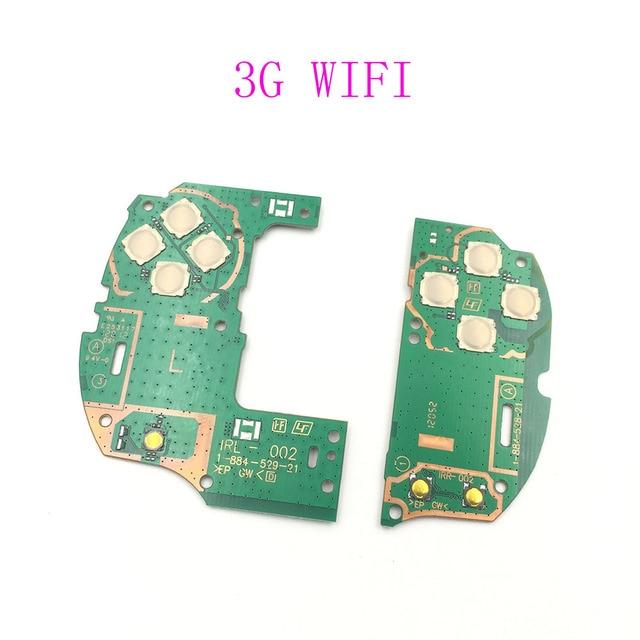左右制御 D パッド PCB 回路基板 3 グラムの Wifi バージョンソニーの Ps ヴィータ 1000