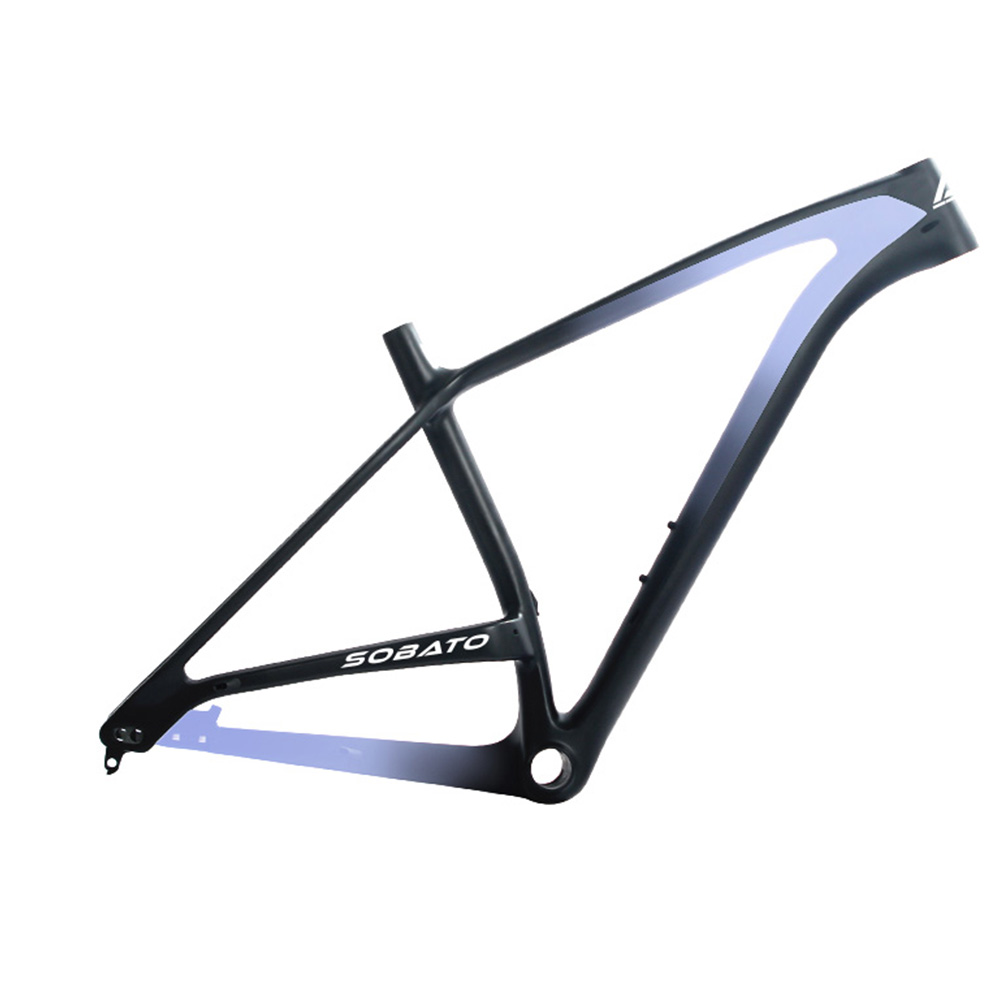 T800 Carbon MTB Bike Frame 27,5/29er Plus 15/17/19 Inch Mountain Bike Frame BB92 2017 new toseek t800 full carbon bike frame 26er 27 5er 29er mtb bicycle frame ud matte 15 17 19 21 inch match 27 2mm seatpost