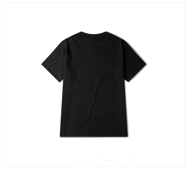 8af2e36abc18 Kanye Red Goddess Tide Brand T Shirt Retro High Street Skateboard ...