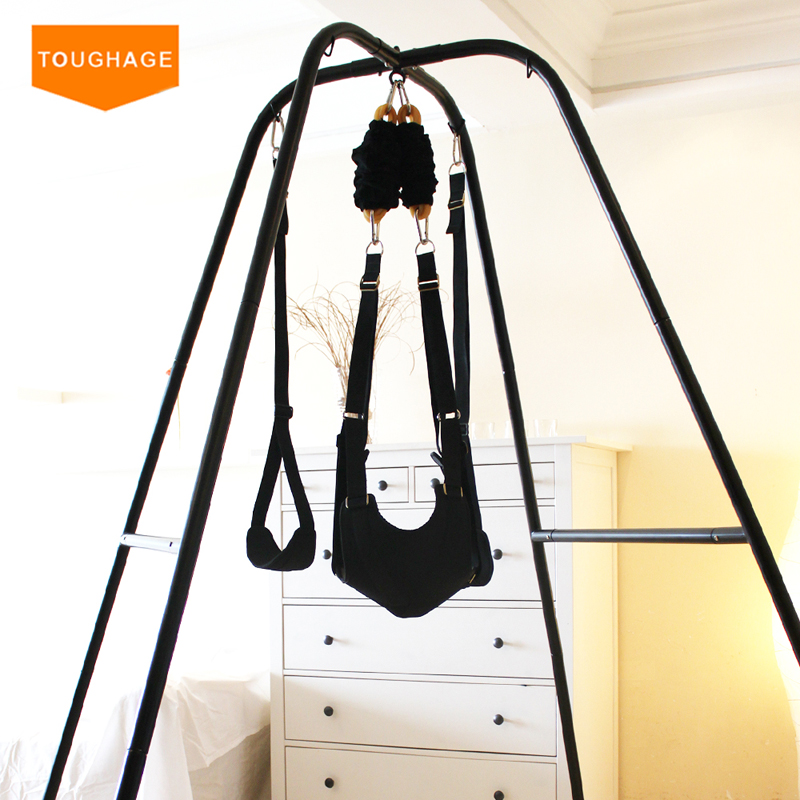 Toughage Great Quality Sex Swing Hammock Chair Indoor 360 Degree Spinning Love Sex Swing Adult Sex Furniture Free Shipping