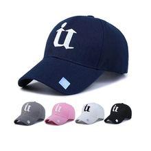 New Baseball Cap Fashion Hats For Women Casquette Choice Running Caps U Sun Block Hat Adjustable
