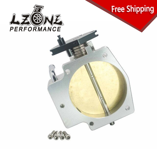 FREE SHIPPING - NEW THROTTLE BODY FOR Universal GEN III LS1 LS2 LS6 102MM Throttle Body HIGH QUALITY NEW JR6938 free shipping used throttle body for nissan 1 5 air damper restrictor [wx32]
