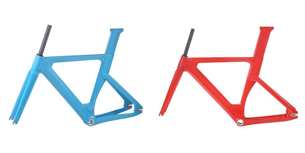 2018 neue vollcarbon track carbon fahrradrahmen Kohlenstoff ...