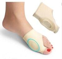 2016 hotBunion toe glätteisen Original Gel Pad Ärmeln Booties für fuß zehen schmerzlinderung Vor und Nach der Operation orthesen fuß
