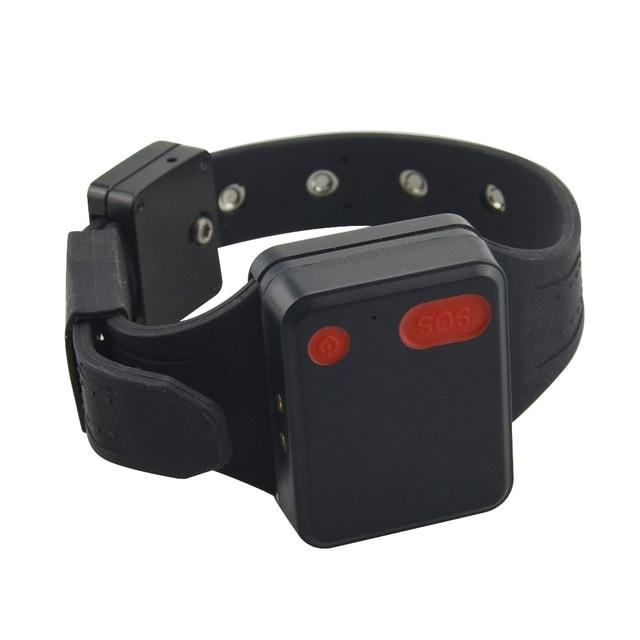 Gps Tracker For Prisoner Ankle Bracelet Key Locker And Monitoring Mt60x