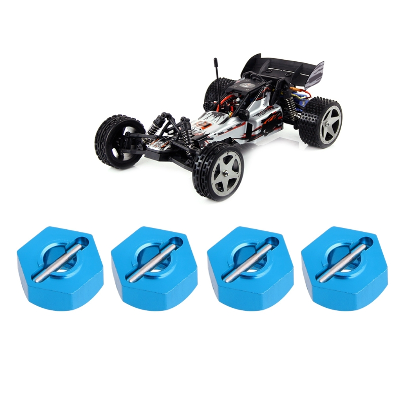 1Set/4Pcs Parts For FY-01/FY-02/FY-03 For WLtoys 12428 Upgrade Hexagon Set RC Car Spare Parts цена