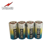 50pcs/lot WAMA 10A 9V Alkaline Dry Batteries Replace A23L Battery Compatible with G10A -10A