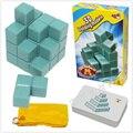 Rompecabezas de cubo de Soma 3D IQ lógica cerebro teaser juego de rompecabezas para niños adultos