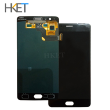 For Oneplus 3 LCD Display+Touch Screen Sensor Digitizer Assembly Replacement Complete for OnePlus 3 A3000 Mobile Phone