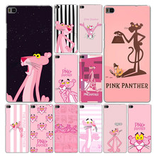Lavaza Lovely Pink Panther Phone Case for Huawei P20 P10 P9 P8 Lite Plus Pro 2017 2016 2015 P Smart 2019(China)