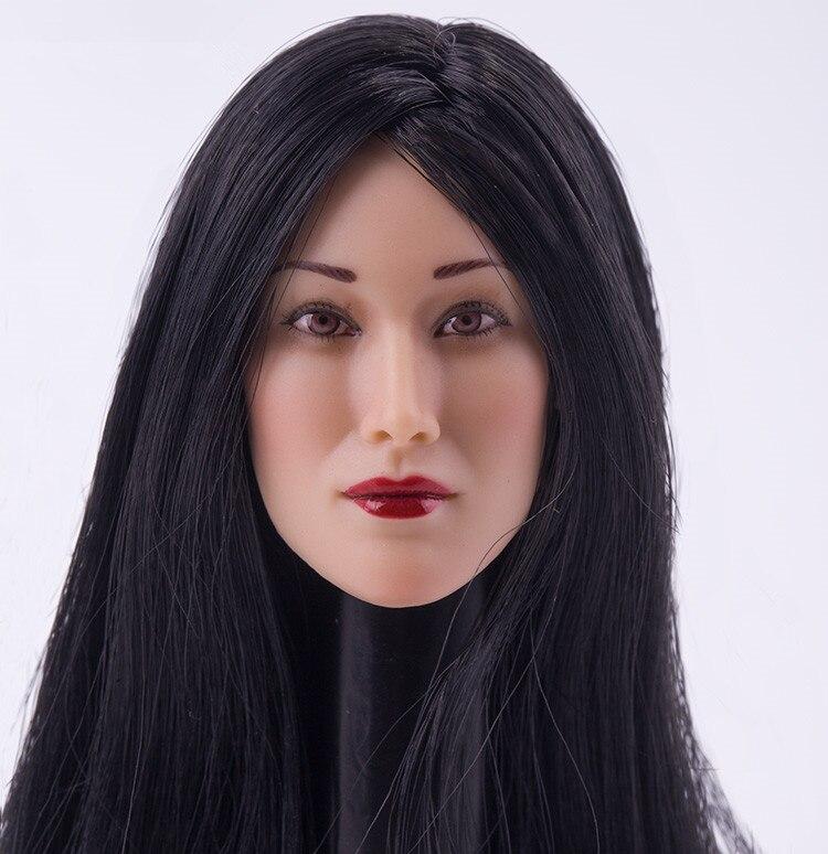 Почему у азиатов чёрные волосы