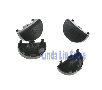200sets/lot Replacement New L1 R1 Triggers Button JDS-030 JDM030 L1 R1 buttons for ps4 wireless controller