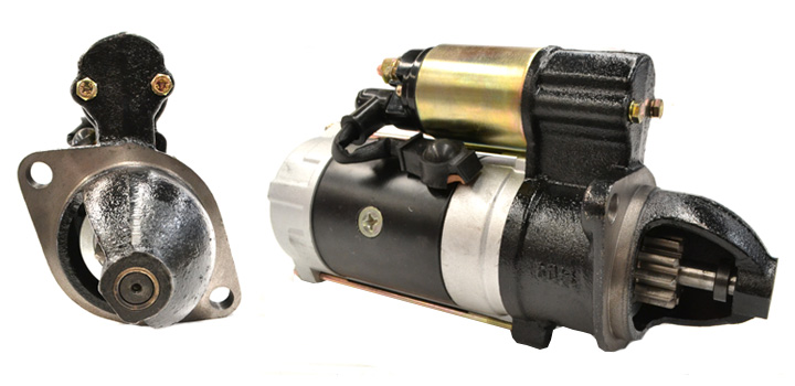 Fast Shipping starting motor QDJ1315A 12V 3.7KW diesel engine starter motor a suit for chinese brand