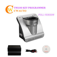 TM100 Transponder Key Programmer V7 14 Full Version With 62 Modules Support All Key Lost Update