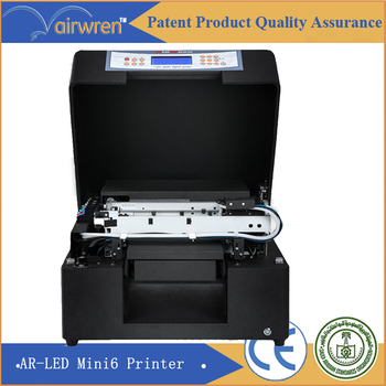 Superior a4 digital flatbed uv printer  golf ball printing machine