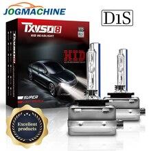 JOGMACHINE 12V 35W D1S D2S D3S D4S HID קסנון מנורת רכב פנס 4300k 5000k 6000k 8000k 10000k 12000k פנס אור החלפה