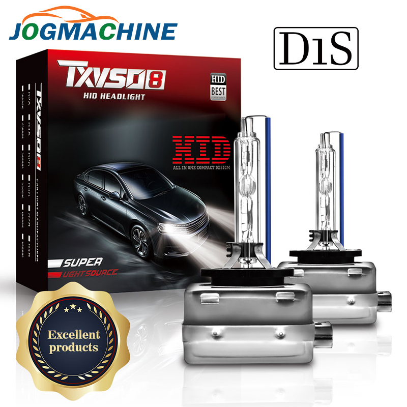 JOGMACHINE 12V 35W <font><b>D1S</b></font> D2S D3S D4S HID <font><b>Xenon</b></font> Lamp Car Headlight 4300k 5000k <font><b>6000k</b></font> 8000k 10000k 12000k headlamp light replacement image