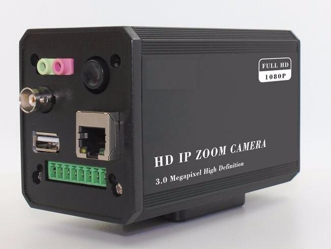Free shipping SONY FCB-EV7500 2 Megapixel 30x HD Color Block Zoom SONY Box high zoom camera module IP camera