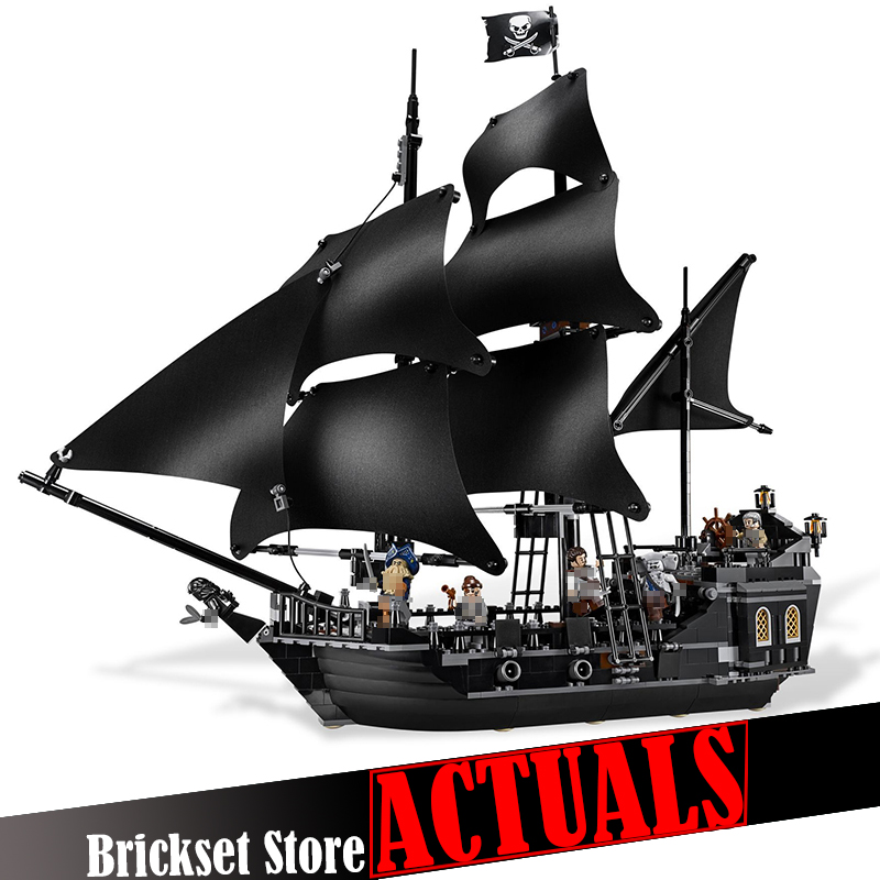 LEPIN 16006 The Black Pearl Classic Ship Movie Building Blocks Bricks Toys For children gifts 804PCS compatIble legoINGly 4184 lepin 16006 804pcs pirates of the caribbean black pearl building blocks bricks set the figures compatible with lifee toys gift