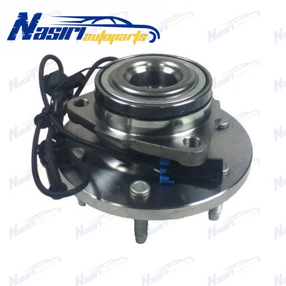 NEW Front Wheel Hub Bearing Assembly For 06-10 Hummer H3 w/ ABS #515093 new solenoid assembly 708 2l 25211 for pc250lc 6lc 6l wheel excavators