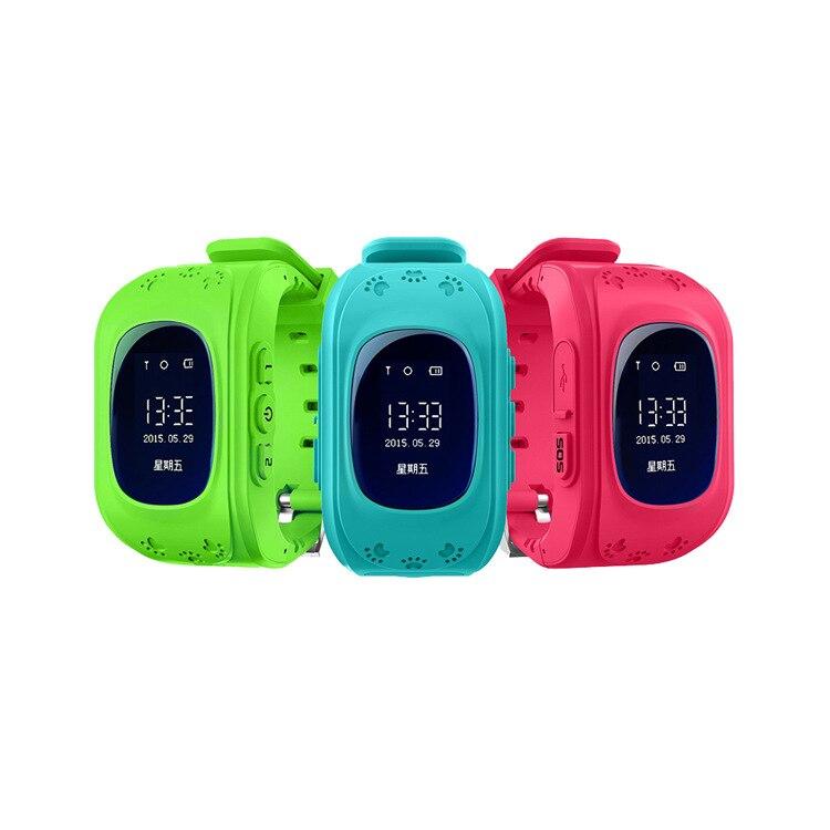 Q50 Smart Kid Safe GPS Smart Watch Wristwatch SOS Call Location Finder Locator T