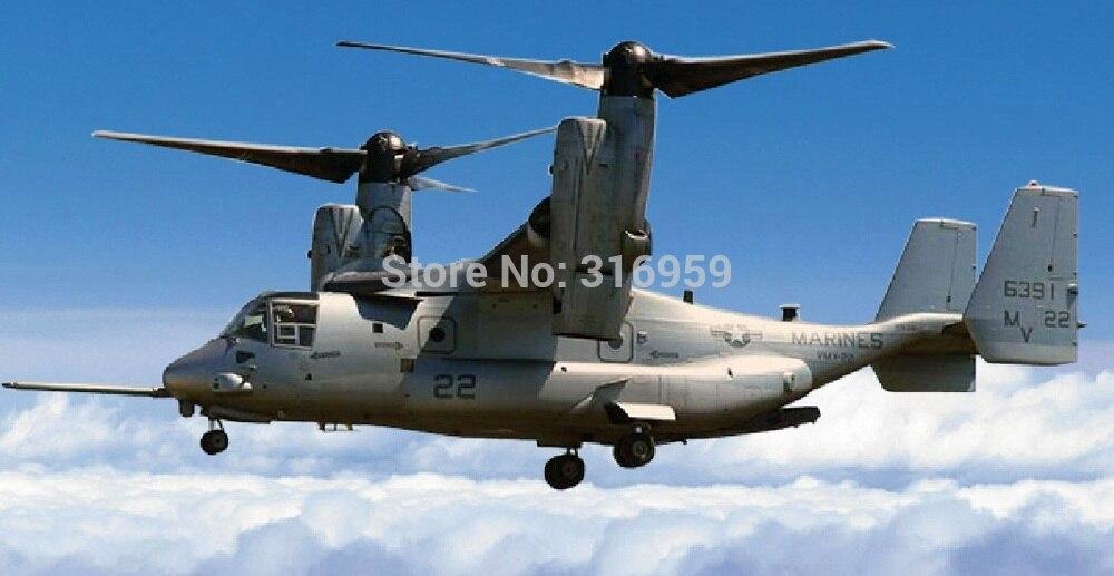 Вертолет U. S ВВС Osprey V22 2.4 г Супер прочность инфракрасный/R Дистанционное управление плоскости w/USB гироскопа RTF электронные игрушка