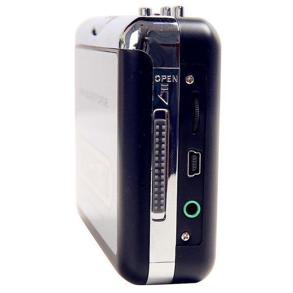 Usb Kassette Konverter Kassette Zu Mp3 Audio Erfassen Musik Player Band Zu Pc Tragbare Cassette-to-mp3 Konverter Spieler Heim-audio & Video Cassette & Spieler