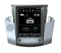 10.4'' Vertical Screen Tesla Style Android 7.1 6.0 Car DVD GPS Navigation Radio for Toyota RAV4 2006 2007 2008 2009 2010 11 2012