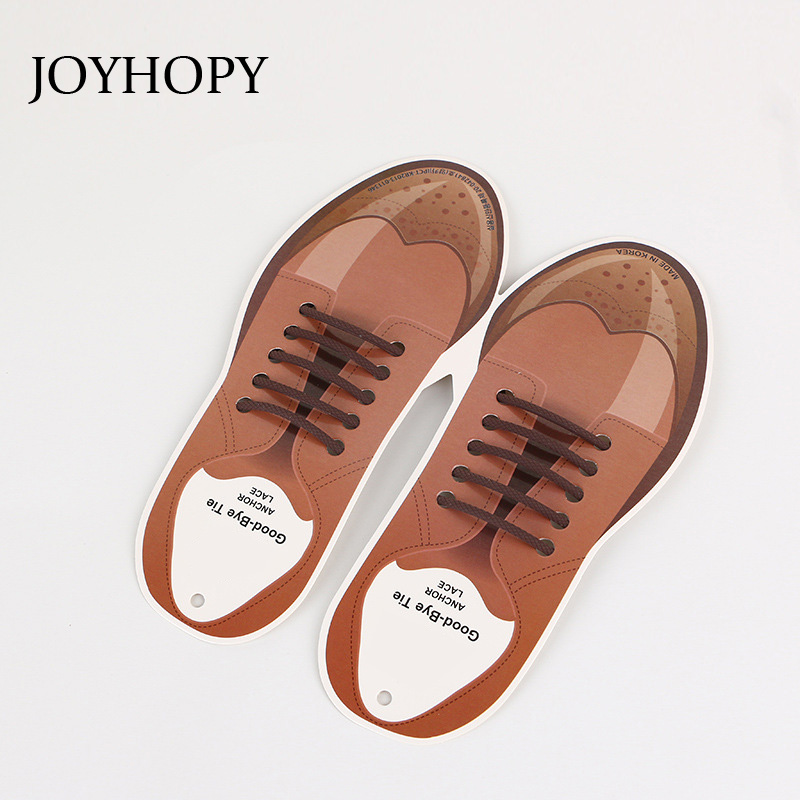 Hush Puppies Polar Brown Leather Shoe With Insoles For Widths E F /& G