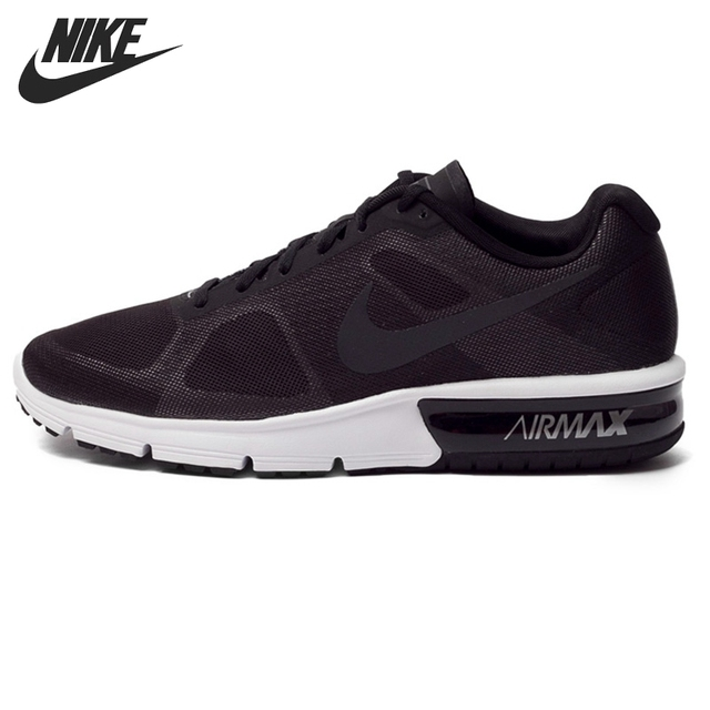 Original NIKE AIR MAX SEQUENT Men s Running Shoes Low top Sneakers