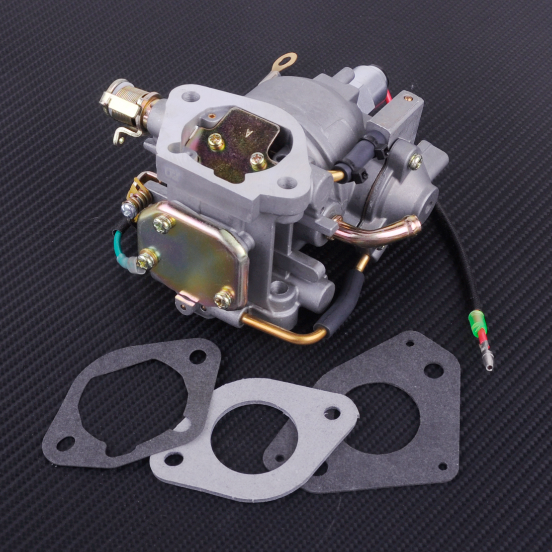 LETAOSK New Carburetor Carb with Solenoid Auto Engine Part fit for Kohler CV730 CV740 24853102-S 24-853-102 Replacement new carburetor fit for willys jeep solex design civilian l head t 069