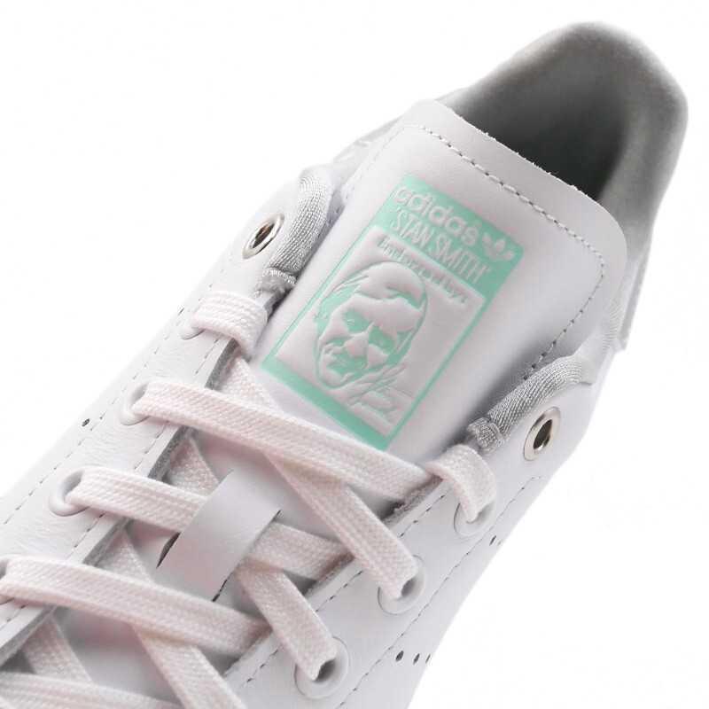 Oryginalny nowy nabytek Adidas Originals STAN SMITH W damskie buty na deskorolkę trampki