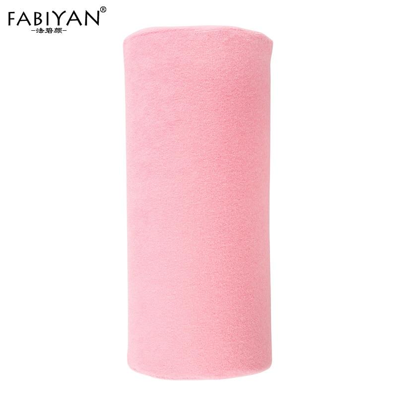 Professional Random Color Soft Hand Rest Cushion Pillow Nail Art Design Manicure Care Salon Half Column Tool Hot 5