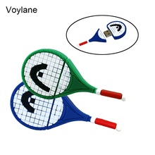 Voylane U Disk pen drive cartoon gun 4gb 8gb 16gb 32gb bulk tennis racket usb flash