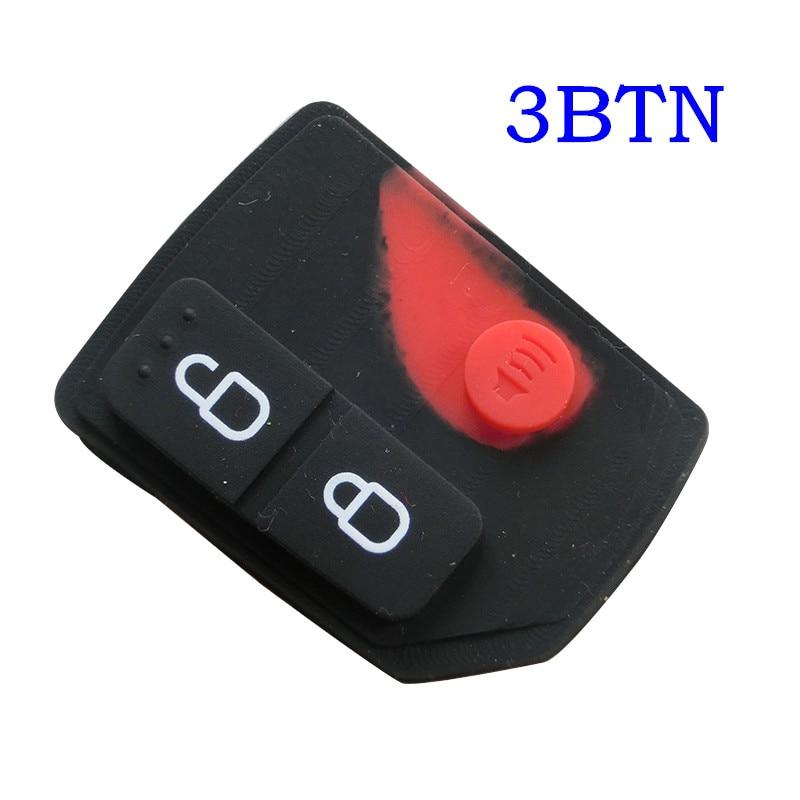 4 Pulsante Chiave Meno Entry Remote Pad Per Ford Falcon Ba Bf Territorio Xr6 Xr8