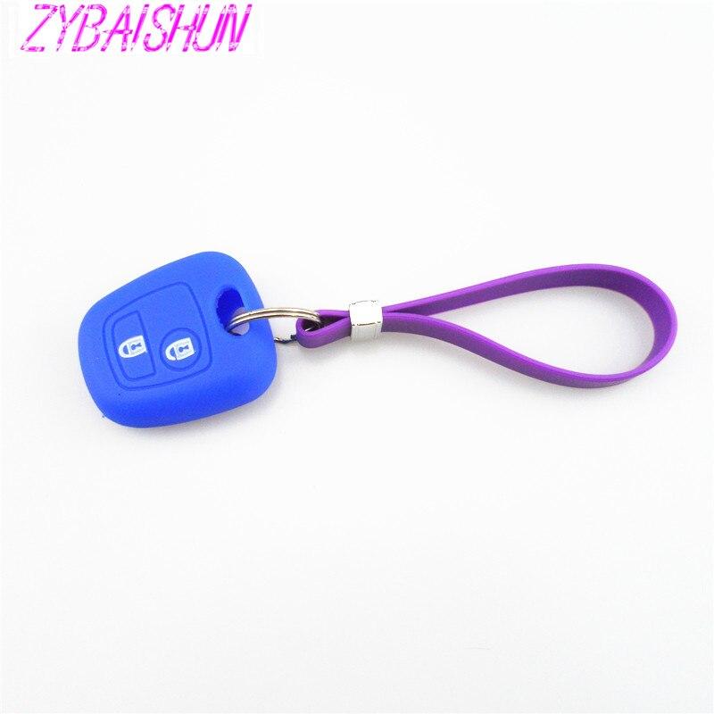 Новые силиконовые Key длинные браслет ключ ложка Портативный брелок для Chery Tiggo Fulwin Geely Видение Roewe 750 950 350 550 e50 W5