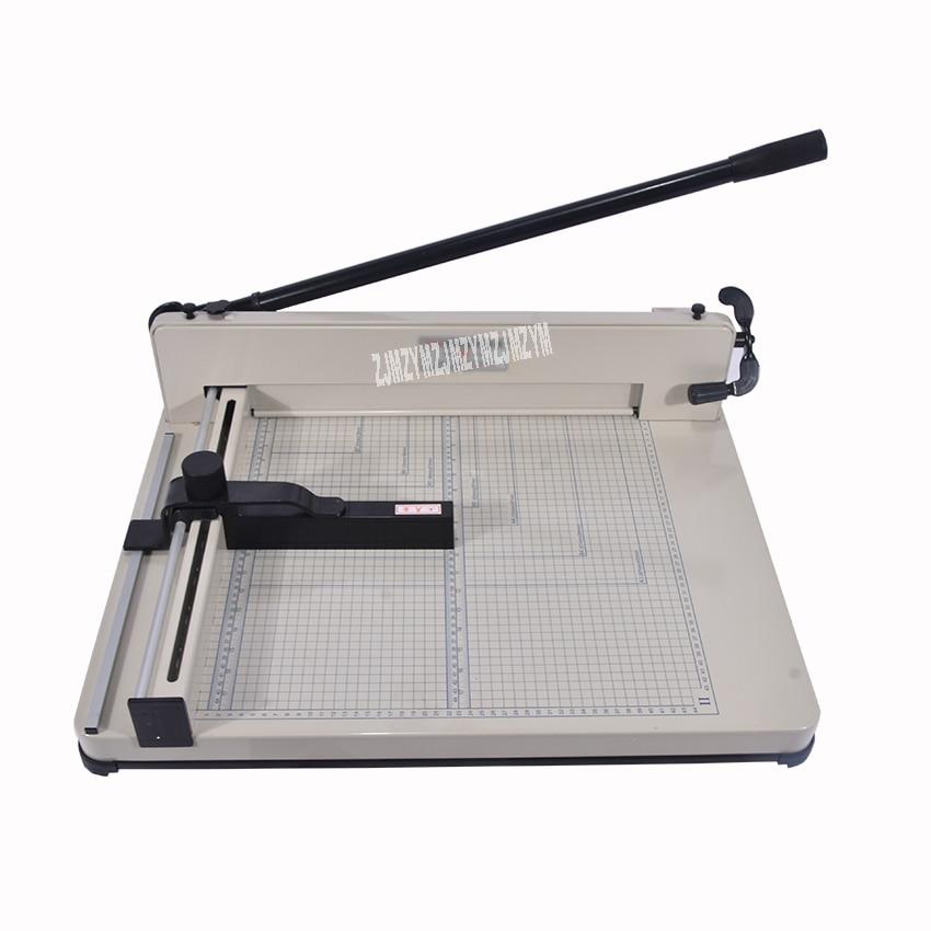 Desktop Stack Paper Cutter Guillotine 858-A3 size paper Cutting Machine max width 40mm