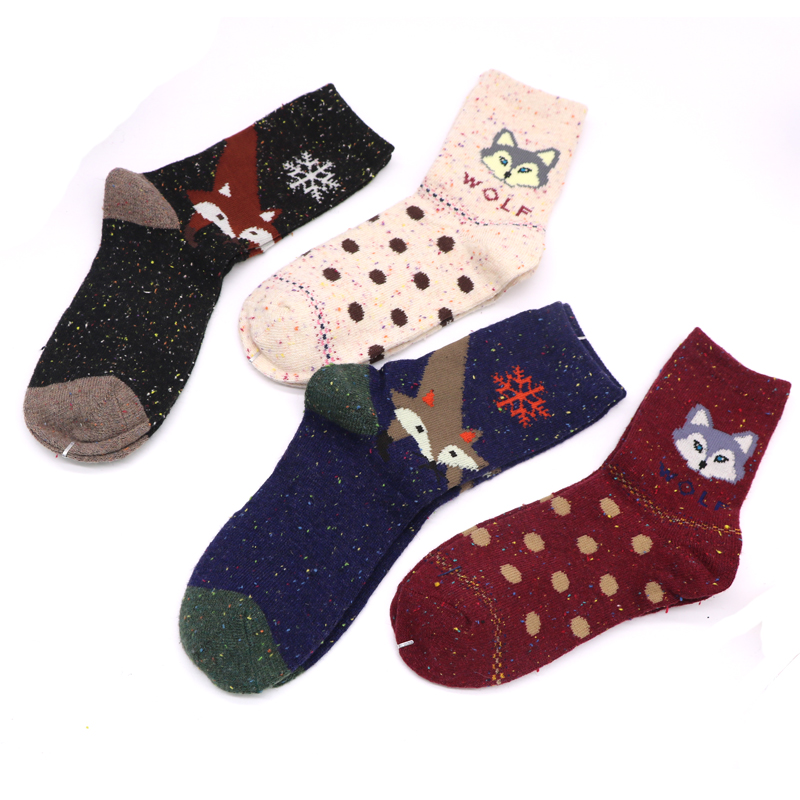 3Pair Mens Socks Compression Funny Socks Meias Calcetines Hombre Thermal Winter Socks Odd Future Chaussette Homme Sock