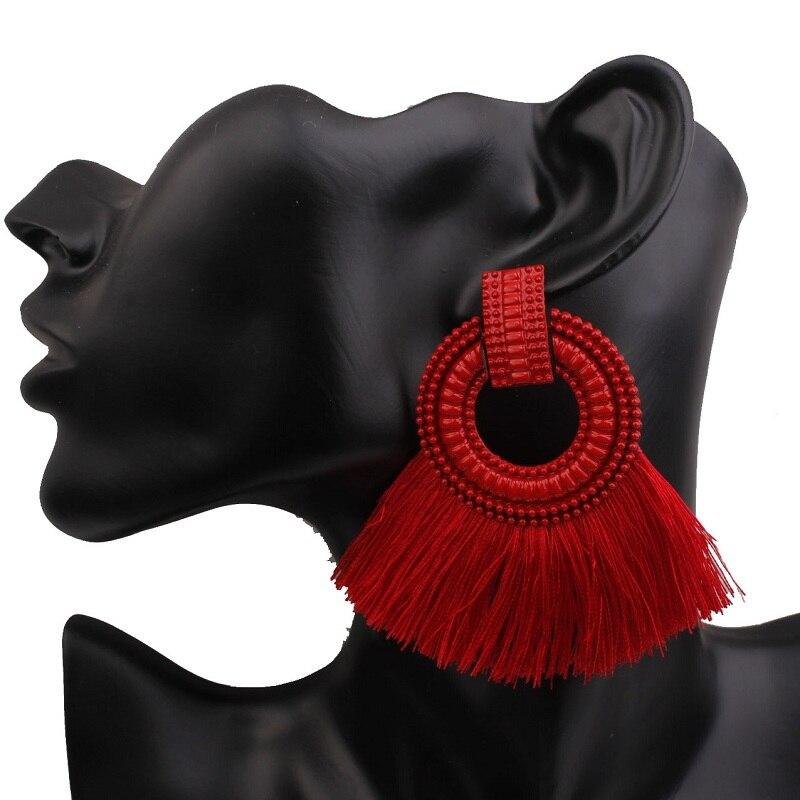 Купить серьги подвески naomy & zp в стиле бохо для женщин серьги с