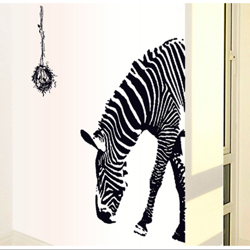 Zebra Wall Art fashion sketches wall art promotion-shop for promotional fashion
