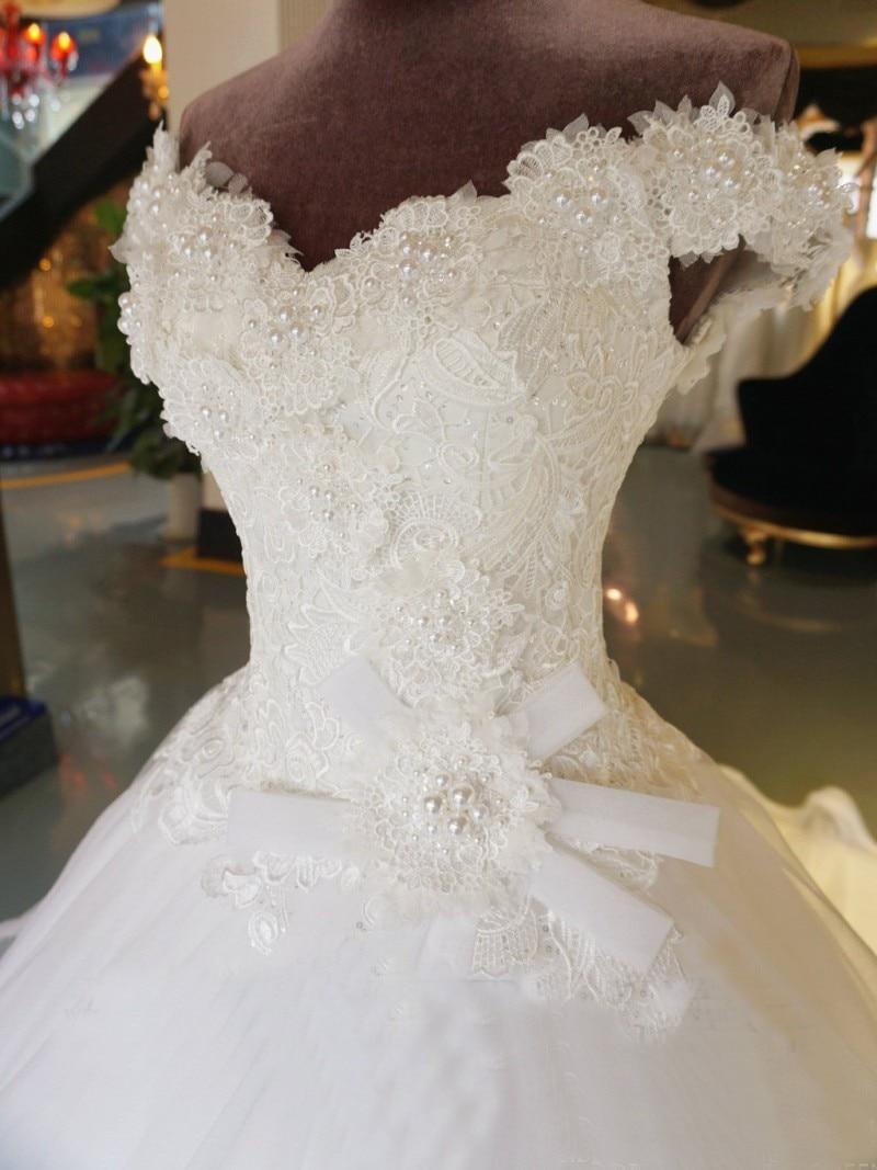 Extreme Luxury Retro Tulle Bridal Wedding Dresses White Sexy Sleeveless Wedding Gowns Vestido De Noiva 2019 New Pulma Kleit