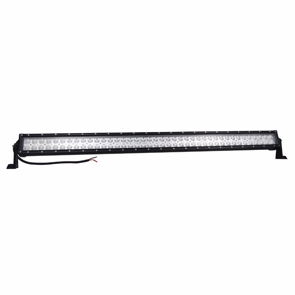 HIGH LUMEN 240W 41inch LED Bar for Offroad Car 4WD Truck Tractor Boat Trailer 4x4 SUV ATV Spot Flood Combo 2 rows LED Light Bar