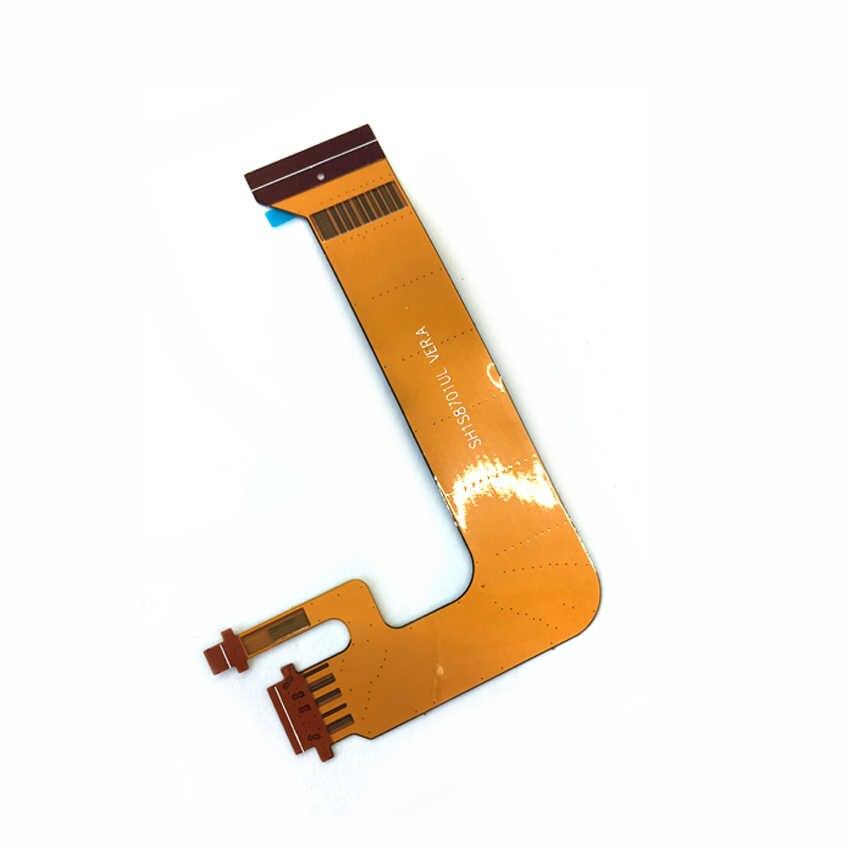جديد اللوحة موصل شاشة الكريستال السائل اللوحة الرئيسية فليكس كابل علامة هواوي MediaPad T1 8.0 S8-701U T1-821W T1-823L