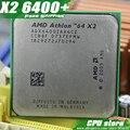 AMD Athlon 64 X2 6400+ CPU Processor (3.2Ghz/ 2M /1000GHz) Socket am2 (working 100% Free Shipping) 940 pin ,sell X2 6000+