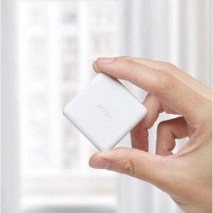 Image 3 - Aqara Cube 컨트롤러 지그비 버전 App을 작동 Xiaomi Mijia 게이트웨이 스마트 홈 키트 화이트